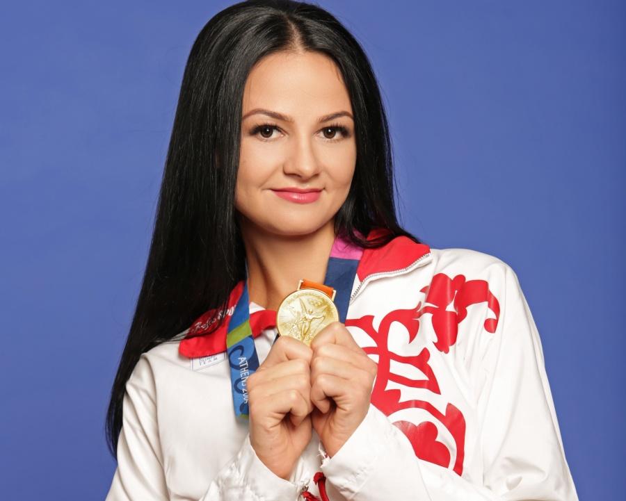 Видео олимпийская чемпионка порно видео фото