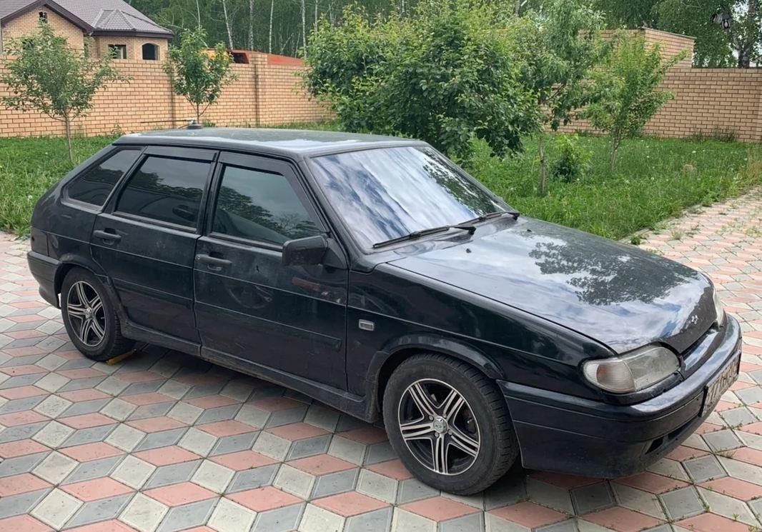 Самый большой спрос приходит на неувядающих наследников ВАЗ-2108