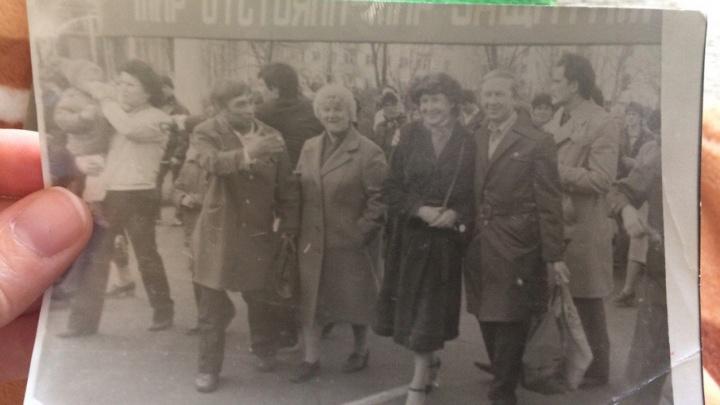 Ретро-Первомай: как встречали 1 Мая в Уфе во времена СССР