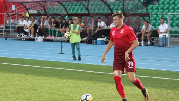 Футболист «Уфы» может сыграть на домашнем чемпионате мира