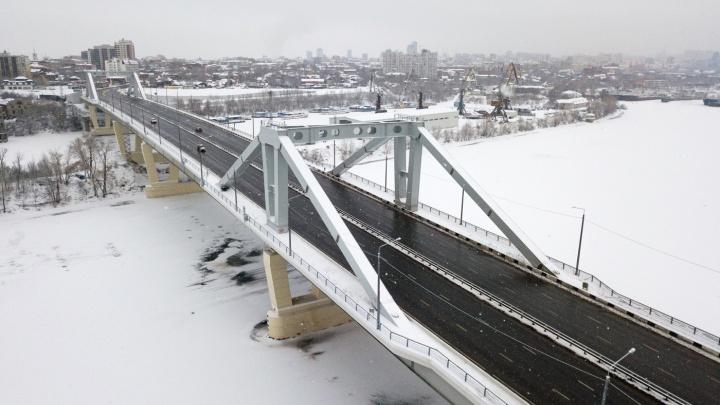 В Самаре ограничат движение по Фрунзенскому мосту