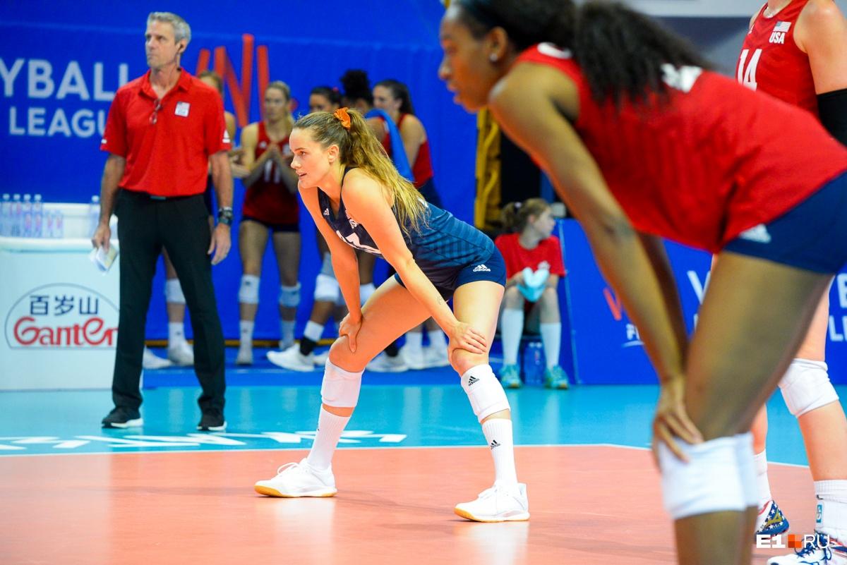 Американки — действующие победительницы турнира Лига Наций