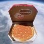 Как тебе такое, Илон Маск? Ярославцы запустили в стратосферу пиццу «Пепперони»