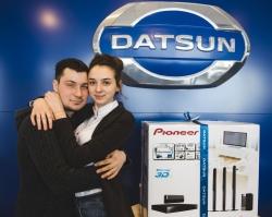 Уфимка снялась в видеоролике и выиграла домашний кинотеатр от Datsun
