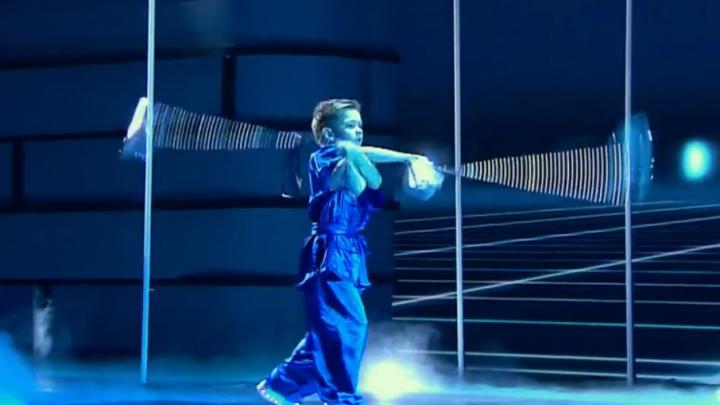 9-летний мальчик из Уфы выступил на шоу «Лучше всех»