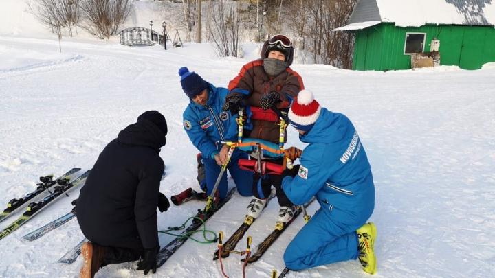 Мальчик с ДЦП встал на лыжи и стал героем клипа на песню «Богемская рапсодия»