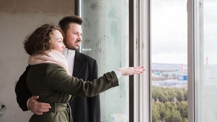 """""""Окно квартиры длиной в пять метров"""": горожане получили ключи от первой нью-йоркской высотки"""