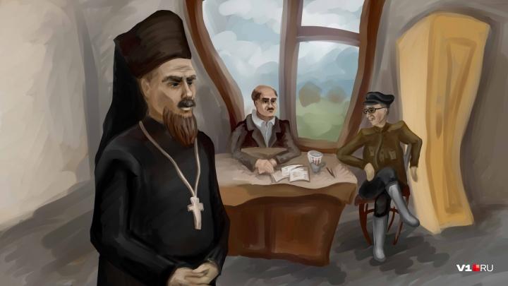 Священник-чекист из Ольховки: отец Благовидов попал под суд за борьбу с расколом на стороне ЧК