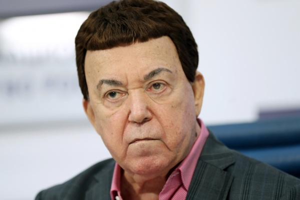 В Госдуме уже подтвердили информацию о госпитализации Кобзона