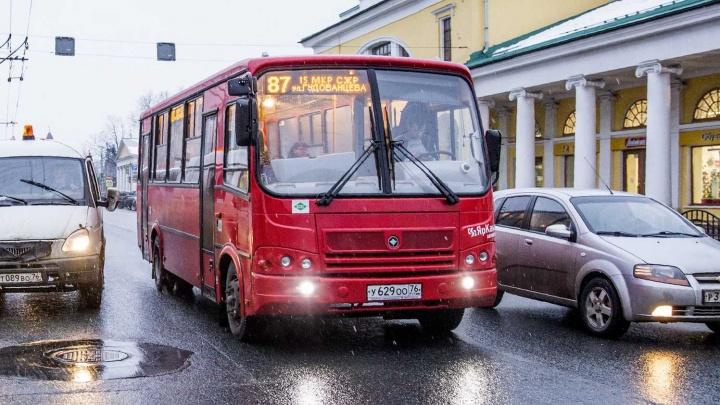 В декабре в Ярославле подорожает проезд еще в пяти маршрутках