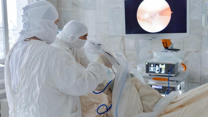 В КМХЦ привезли новое оборудование за семь миллионов рублей