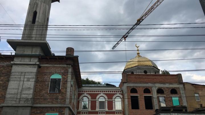 Строительство мечетей в Самаре могут профинансировать турецкие власти