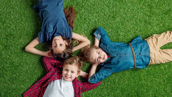 Новые детские и спортивные площадки возведены во дворах Стерлитамака