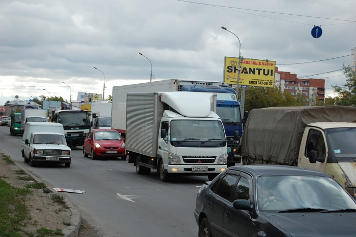 Сломавшиеся светофоры вскоре пообещали починить