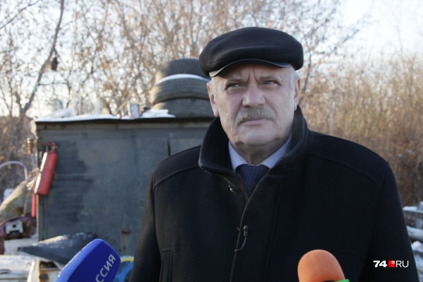 Сергей Лихачёв заверил, что крупные предприятия на время НМУ сбавили обороты