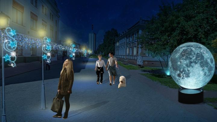 Светящихся украшений на Чумбаровке, которые оценивал весь город, не будет. Почему?
