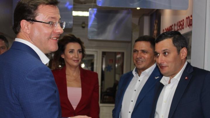 «Мы побывали у себя на похоронах»: Хинштейн о сотрудничестве с губернатором Самарской области