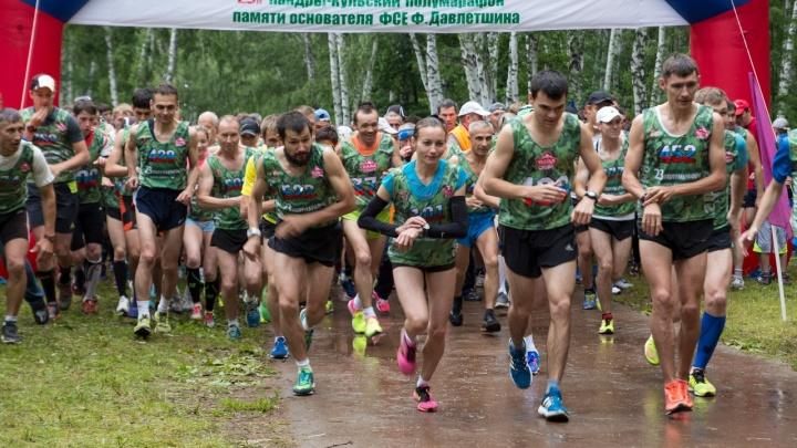 На озере Кандры-Куль в Башкирии пройдет 24-й легкоатлетический марафон