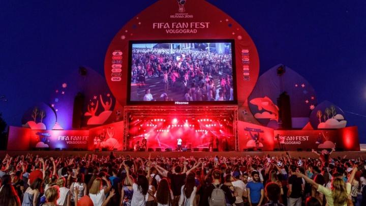 На фан-фесте полуфинал Франция — Бельгия разогреют хитами ABBA и The Beatles