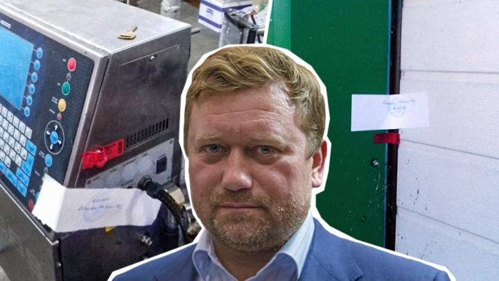 «Нам срывают работу и вымогают деньги»: завод экс-мэра Волгограда продолжает отбиваться от приставов
