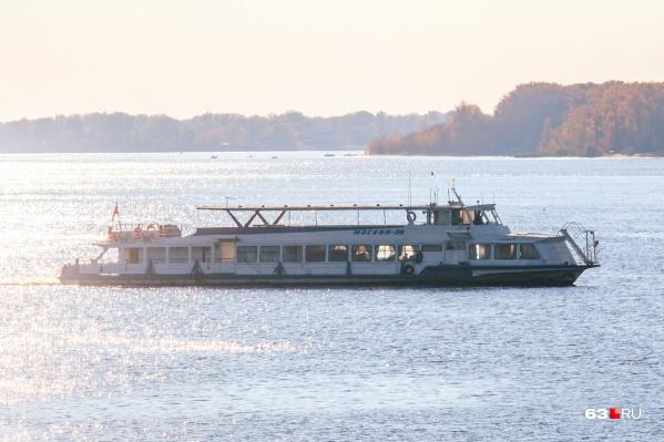 Пассажирская навигация по Волге заканчивается к началу ноября