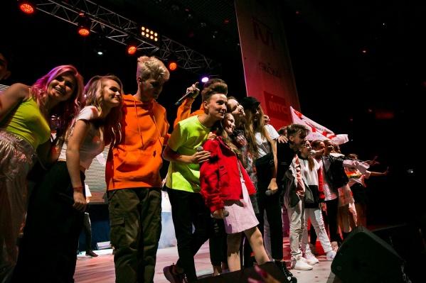 Заявки на участие в конкурсе прислали десятки ребят из Самары