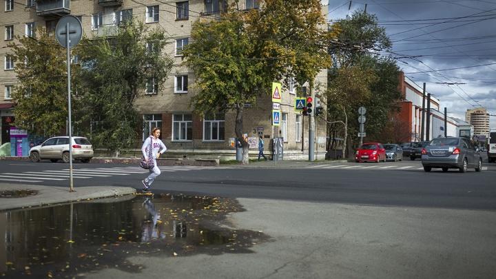 В Кургане на улице Ленина сбили подростка, который переходил дорогу в неположенном месте