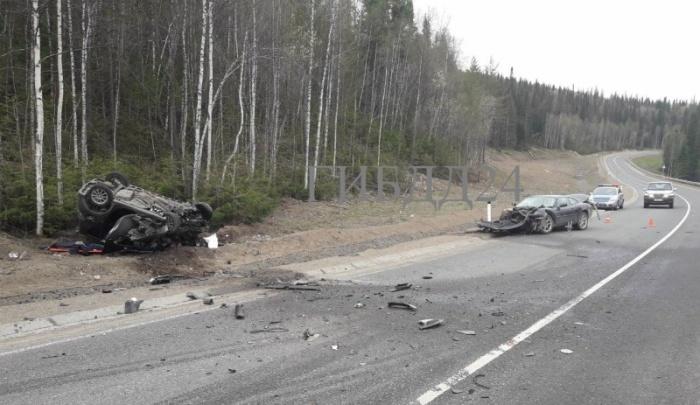 Водитель «Ягуара», погубивший троих на трассе, был без прав и страховки