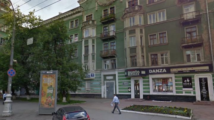 В Перми отремонтируют дом ученых на Комсомольском проспекте