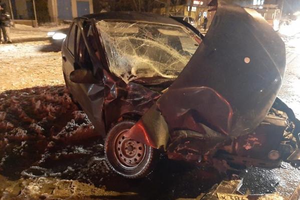 Отечественное авто пострадало в большей степени