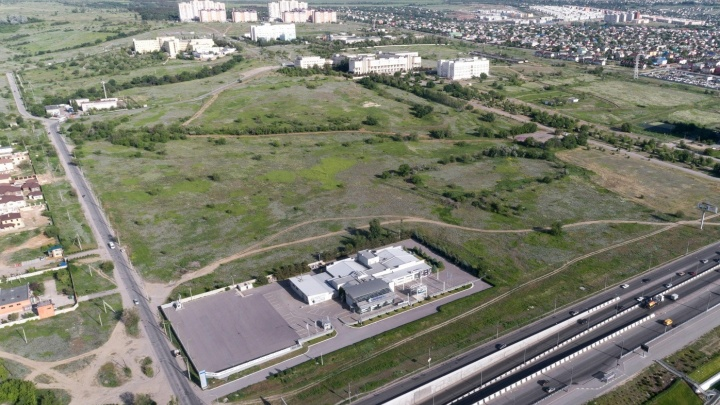 Волгоградская гордума отдала для постройки детской областной больницы участок у ВолГУ
