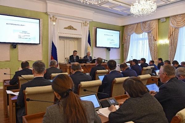 На оперативном совещании врио главы жестко прошелся по высокопоставленным чиновникам Башкирии