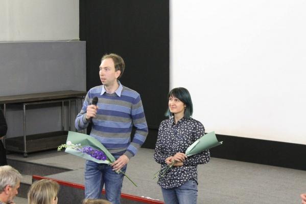 Станислав Шуберт и Юлия Колеватова вместе работали над созданием короткометражки