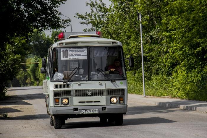 Дачные автобусы будут ходить до 1 октября