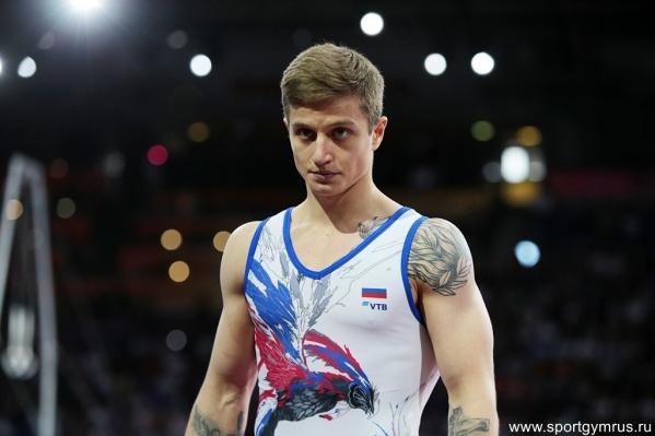 Иван Стретович взял серебро Олимпиады в 2016 году в Бразилии