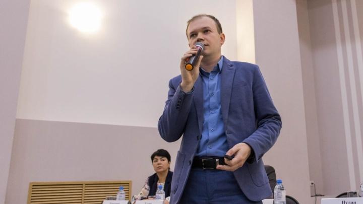 Начальник департамента дорог и транспорта Анатолий Путин в гостях у 59.RU