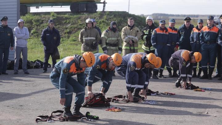 МЧС запускает курсы выживания для новосибирцев