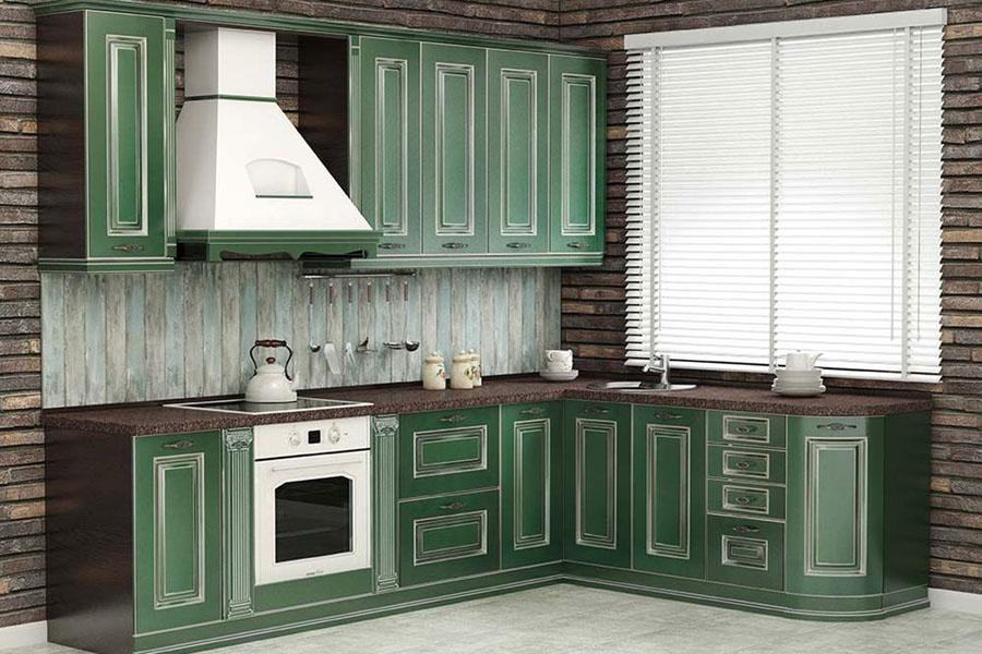 смешными белая кухня с зеленой патиной картинки можете задаться