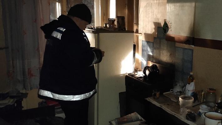Хлопок произошел из-за утечки газа из духовки