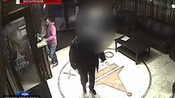 В деле о секс-скандале с полицейскими в Уфе появилось первое видео