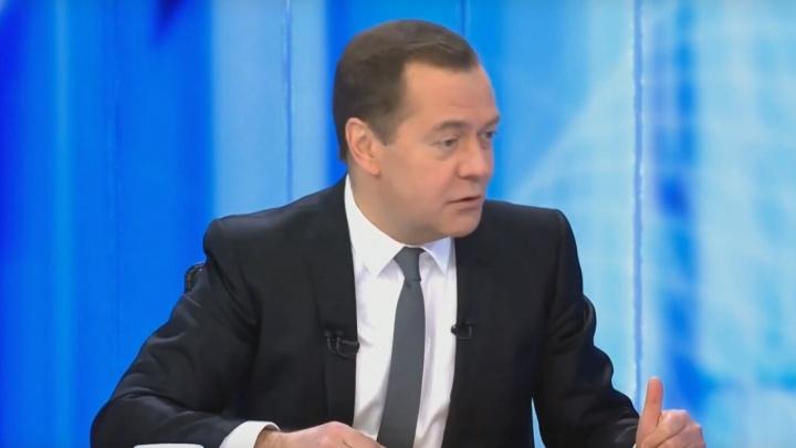 «Мозги надо включать»: Дмитрий Медведев высказался о заявлении Ольги Глацких