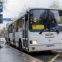 В Перми во время движения загорелся автобус № 77