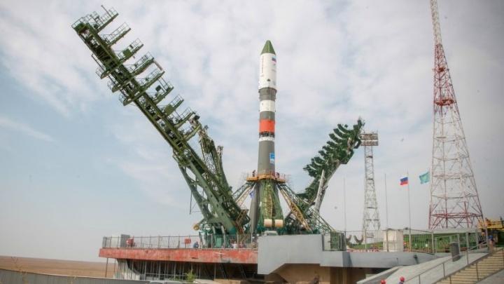 Самарский «Союз» вывел в космосгрузовой корабль «Прогресс МС-12»
