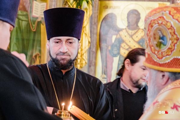 Андрей Литовка во время службы