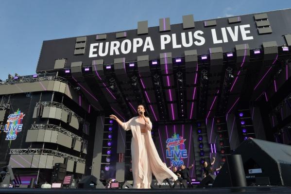 У новосибирцев есть уникальная возможность выиграть бейджи с автографами артистов, которые выступали на Europa Plus LIVE в этом году