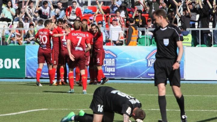 Лучший результат за всю историю башкирского футбола: «Уфа» стартует в Лиге Европы