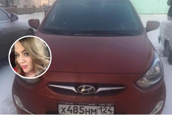 Девушка передвигалась на автомобиле «Солярис»<br>