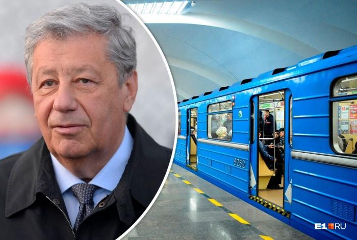 По мнению сенатора Чернецкого, новые ветки метро нужно строить там, где уже есть плотный жилой массив