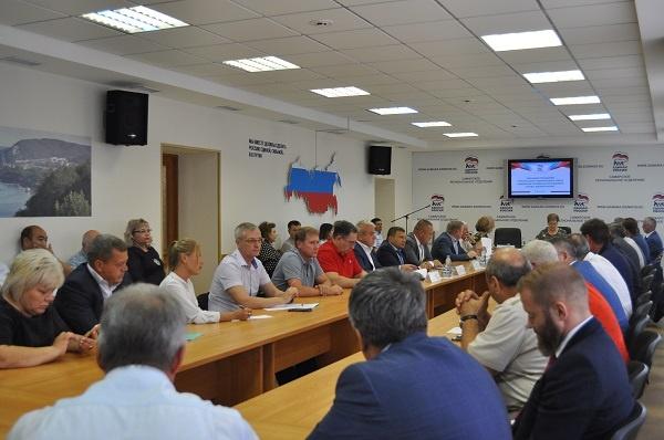 Самарские единороссы определились с кандидатами на довыборы в губернскую думу