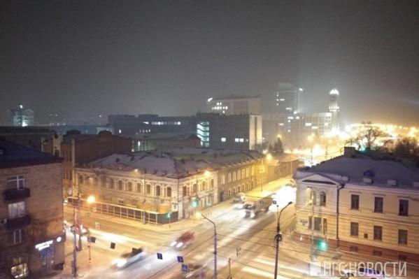 Синоптики объявили режим неблагоприятных метеоусловий до 2 марта